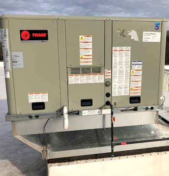 CAM Heating & Cooling equipment